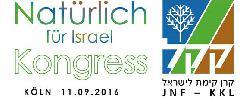 """Zweiter \""""Natürlich für Israel Kongress\"""" des JNF-KKL"""