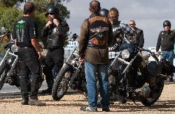Deutschland: Muslimische Motorradrockerbande will Muslime `beschützen´