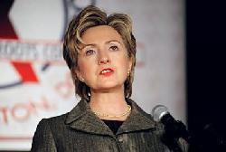 Hillary Clintons neuester Fehltritt