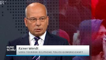 Rainer Wendt: Ermittlungsarbeit der Sicherheitsbehörden stärken