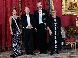 Staatspräsident Rivlin auf Staatsbesuch in Spanien