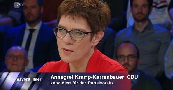 Kramp-Karrenbauer verteidigt homophoben Inzucht- und Polygamie-Vergleich