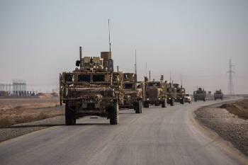 Zahl der US-Truppen in Syrien hat sich noch nicht verringert