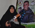 Die stolze Mutter eines Terroristen