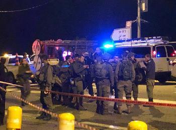 Sieben Verletzte bei Terroranschlag
