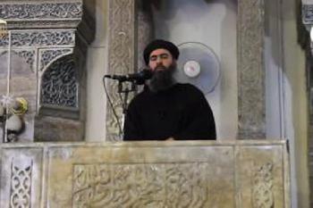 US-Oberbefehlshaber: Anführer des Islamischen Staates lebt noch