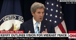 Kerrys Rede wird Friedenslösung erschweren