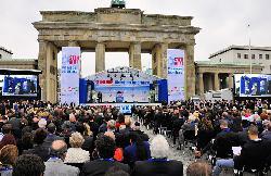Deutschlands Juden: Eine Chronologie der Achtsamkeit und Angst