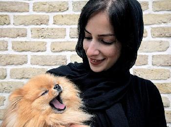 Teheran verbietet das Ausführen von Hunden
