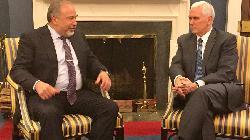 Lieberman trifft die `wahren Freunde im Weißen Haus´