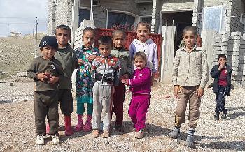 Jesiden: Gerettete Kinder tragen das Trauma das IS-`Kalifats´ in sich