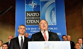 Zum 70. Jubiläum der NATO