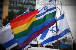 """10. Juli - Protest gegen den islamistischen """"Al-Quds-Marsch"""""""
