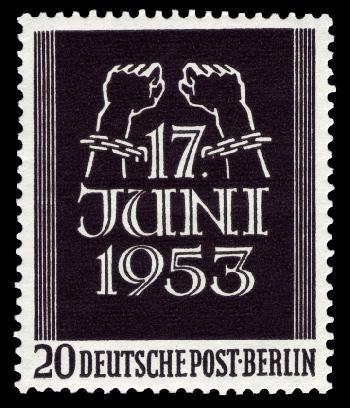 Bundesregierung gedenkt der Opfer des Volksaufstandes vom 17. Juni 1953