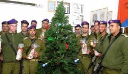 Arabische Christen: Israel ist der einzige Staat, für den es sich zu kämpfen lohnt