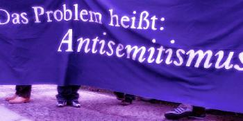 Ein offizieller Denkansatz zu deutschem Antisemitismus