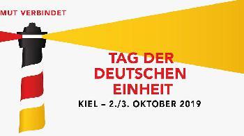 Bürgerfest zum Tag der deutschen Einheit