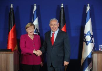 Angela Merkels falsches Spiel mit Israel