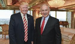 Trump ist ein wahrer, großer Freund Israels und der jüdischen Gemeinschaft