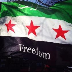 Gegen das Assad-Regime und Jihadisten, Freiheit für Syrien!