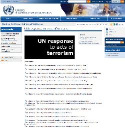 Die UNO kann nicht einen einzigen Terroranschlag gegen Israel finden