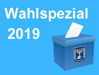 Hintergründe zur Knesset-Wahl 2019