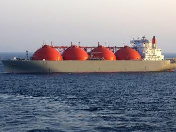 Flüssigerdgas aus den Vereinigten Staaten