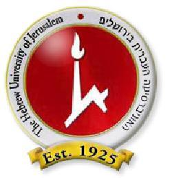 Europäische Konferenz der Hebräischen Universität Jerusalem in Berlin 14.-17.04.16