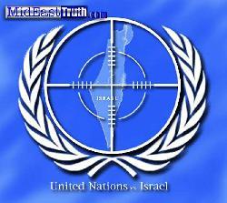 Die Welt will Israel an die Kehle