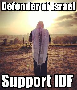 IDF jetzt auch auf deutsch bei Facebook