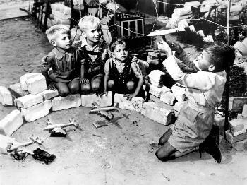 Als die Alliierten die kommunistische Hungerblockade gegen das freie West-Berlin durchbrachen