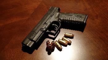 Pistole bei gewaltbereitem Islamisten gefunden - keine Inhaftierung