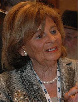 Charlotte Knobloch als Präsidentin der  Kultusgemeinde im Amt bestätigt