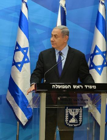 Netanjahu vergleicht Atomdeal-Bruch mit NS-Besetzung des Rheinlands