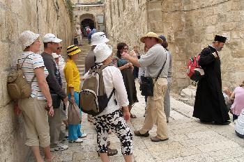 Neuer Touristen-Rekord für Israel