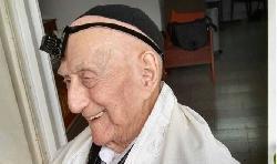 Ältester Mann der Welt in Haifa gestorben