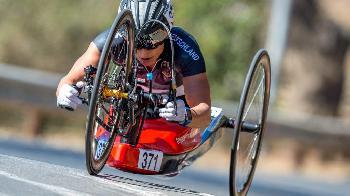 Weltmeisterschaft Para Radsport Straße 2018