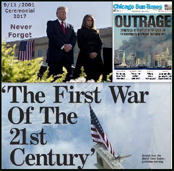 9/11 - Die Kriegserklärung an die freie und zivilisierte Welt