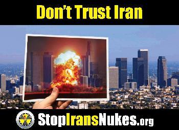 Iranische Raketen stellen eine Gefahr für den gesamten Nahen Osten dar