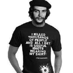 50. Todestag eines glorifizierten, ewigen Idols der Linken, des Mörders und Antisemiten Che Guevaras
