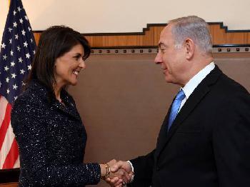 Netanyahu zum Rücktritt Nikki Haleys