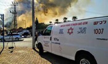 Israel: Alleine heute 39 Verletzte durch Raketenangriffe aus Gaza [Video]