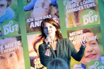Grün ist die Wahrheit: Baerbock empfiehlt Presseboykott für `Klimaskeptiker´