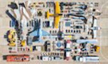 Tetris-Herausforderung der israelischen Luftwaffenbasis [Video]