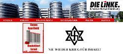 Antisemitische Verunglimpfungen und wer sie unterstützt