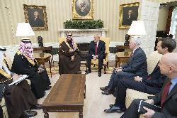 Saudischer Kronprinz trifft hochrangige israelische Regierungsvertreter