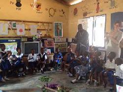 Israel fördert frühkindliche Bildung in Ghana