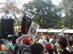 Der Sozialismus, der Venezuela ruiniert hat, wird nicht erwähnt