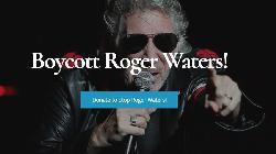 Anti-BDS-Gruppe startet Kampagne gegen Roger Waters