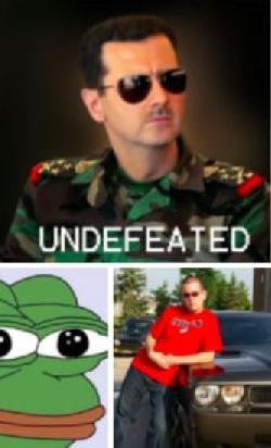 Der Mörder von Charlottesville: Ein Assad-Fan